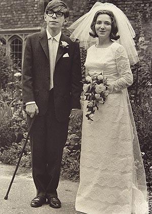 Stephen Hawking dan Jane, 1965